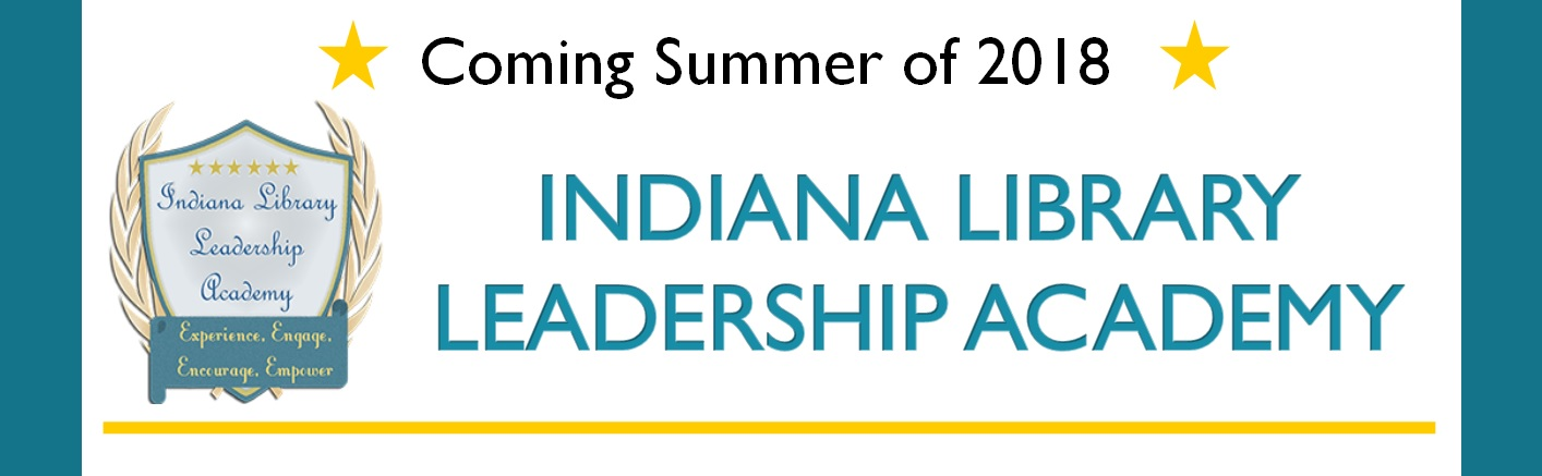 Indiana Library Leadership Academy Banner
