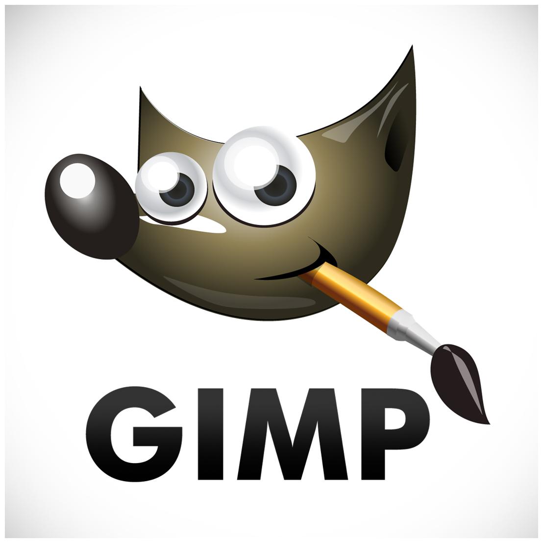 Logo for GIMP