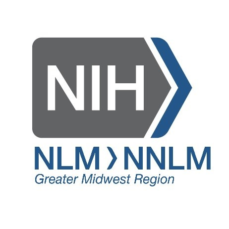 image of national network of libraries of medicine logo