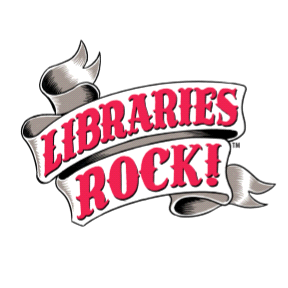 image of words libraries rock