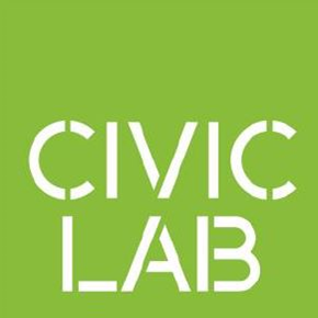 image of logo of civic lab