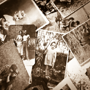 image of black and white old photos