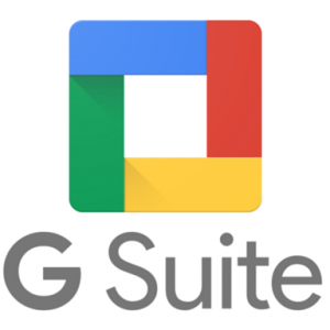 image of G Suite logo