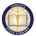 logo of Indiana State Library