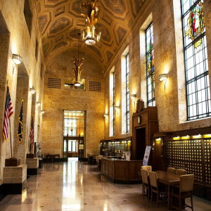 Indiana State Library Great Hall