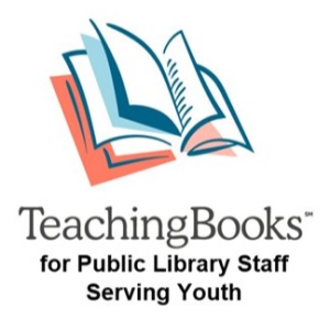 Teaching Books for Public Library Staff Serving Youth logo